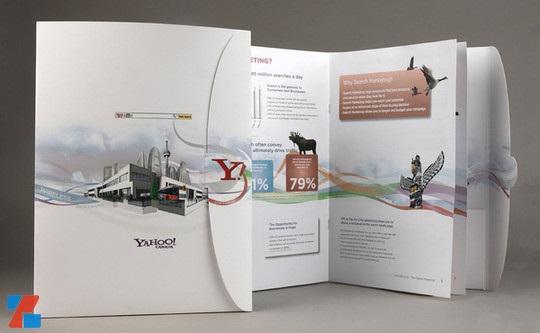 Thiết kế Brochure sáng tạo cho cảm hứng của bạn